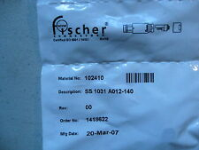SS 1031 A012-140, FISCHER Connector, 1 piece