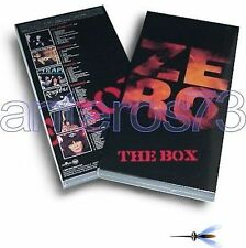 "RENATO ZERO RARO COFANETTO 6 CD ""THE BOX"" ED. LIMITATA - SIGILLATO"