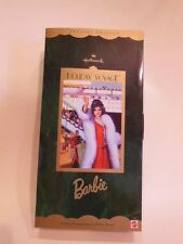HALLMARK HOLIDAY VOYAGE  BARBIE DOLL  HOLIDAY HOMECOMING COLLECTOR SERIES 18651