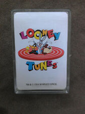 LOONEY TUNES PLAYING CARDS Miniature 1994  BUGS BUNNY TWEETY TAZ DAFFY DUCK NEW