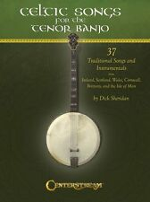 Celtic Songs For The Tenor Banjo Learn to Play Irish Jigs Tunes Music Book
