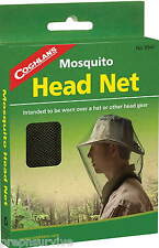 MOSQUITO BEE FLY INSECT HEAD NET FISHING CAMPING HUNTING SURVIVAL GEAR OUTDOORS