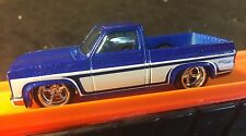 Hot Wheels Super CUSTOM 83 Chevy Silverado with Real Riders Multi Pack Exclusive