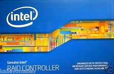 Intel RS3SC008 RAID Controller 12 Gb/s,SAS/SATA  Low Profile MD2 New Retail Box