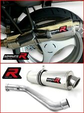 DOMINATOR Exhaust ROUND BMW R850GS R1100R R1100GS R850RT R850R -03 + DB KILLER