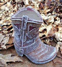 """Latex only small boot mold 3"""" x 3"""" x 1.25""""W"""