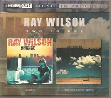 "RAY WILSON Two In One ""Changes & The Next Best Thing"" 2CD Slipcase Box"