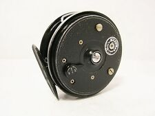 "Vintage JW Young 3 ⅛"" Beaudex Fly Fishing Reel"