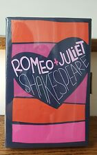 NEW Kate Spade Book Of The Month Romeo and Juliet Book Clutch Purse Handbag