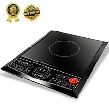 2000W Electric Induction COOKTOP Portable Single Cooker Kitchen Hot Plate Stove