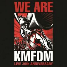 KMFDM We are KMFDM CD 2014 (Live 30th Anniversary)