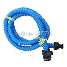 Blue Air Foot Pump Hose with Valve Connector for Inflatable Boat Accessories