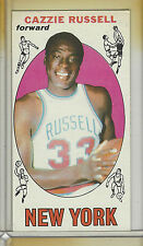 1969-70 TOPPS BASKETBALL #3 CAZZIE RUSSELL NICE CARD
