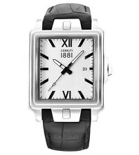 Cerruti 1881 Men's Watch Urbino # CRC015A212C Shipping Worldwide