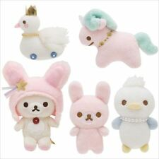 Relakkuma Korilakkuma Plush Doll 5 Set Kawaii Japan San-X[612]
