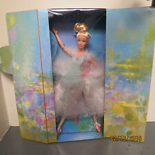 Barbie Masquerade 2000, Ballet Barbie Doll feather dress, pink mask NIB all ages