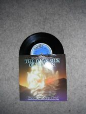 "THE DARK SIDE OF THE SUN RARE BBC TV  7"" STAVROS XARHAKOS 1983 EXC"