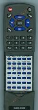 Replacement Remote for HITEKER RCLCD37A5F, RCLCD32A7, LCD32A7