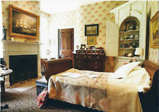 Postcard Connecticut Old Lyme Florence Griswold House Florence's Bedroom MINT