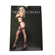 Victoria's Secret Classic Stockings sz A Nude