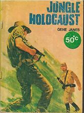 Jungle Holocaust - Gene Janes