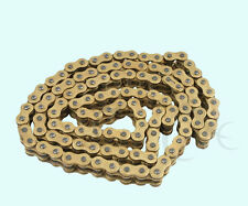 Gold O-Ring Drive Chain 525 X 130 For Suzuki GSXR600 GSX-R750 1998-2011 99 00 01