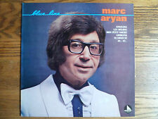 """DOUBLE LP 12 """" MARC ARIAN - """"Blue Line"""" - NM/MINT - Markal - SMA 1811/12 Belgium"""