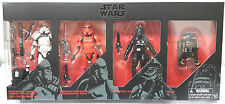 STAR WARS BLACK SERIES ENTERTAINMENT EXCLUSIVE SANDTROOPER CRIMSON OXIXO R2-Q5