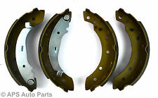Citroen Peugeut Renault Rear Axle Brake Shoes Pads Drum Brakes Petrol Diesel
