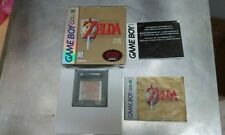 Legend of Zelda: Link's Awakening DX (Nintendo Game Boy Color) BOXED COMPLETE