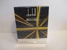 DUNHILL BLACK POUR  HOMME  EDT VAPO 100 ML BLISTER NEUF