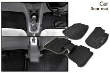 Black Colour-3D Car Floor Mat/Folded Mats Perfect Fit-Hyundai Accent