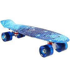 Fashion Penny Retro Skateboard Starry Sky Pattern Mini Board for Outdoor Sport