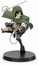 Sega Attack on Titan Three-Dimensional Maneuver Premium 7'' Figure ~ Levi SG0374
