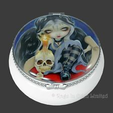 *SIGN OF OUR PARTING* Strangeling Fairy Mini Trinket Box Jasmine Becket-Griffith