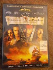 """DVD """" LA MALEDIZIONE DELLA PRIMA LUNA - PIRATES OF THE CARIBBEANS """""""