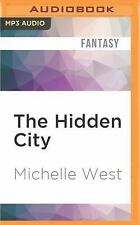 The House War: The Hidden City 1 by Michelle West (2016, MP3 CD, Unabridged)