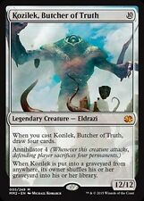 FOIL Kozilek, Macellaio della Verità - Butcher of Truth MTG MAGIC MM2 Eng