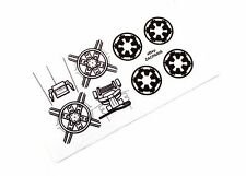 CUSTOM STICKERS for STAR WARS Lego 8017 Darth Vader TIE Fighter, toy builds, etc