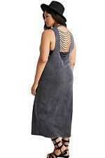 Abito Aperto Nudo Taglie forti Grandi Curvy Formosa Plus Size Lace Dress XXXL