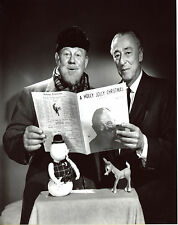 Burl Ives Rudolph the Red Nosed Reindeer 8x10 photo T2312