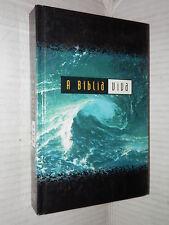 A BIBLIA VIVA Editoria Mundo Cristao 1999 bibbia in portoghese portuguese bible