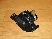 TRIUMPH DAYTONA 955i OEM ENGINE WATER COOLANT PUMP & COVER 2001-2003 (#2)