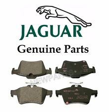 Rear Jaguar S-Type XK XJ XF 2009-2014 Disc Brake Pad Genuine Jaguar C2P17595