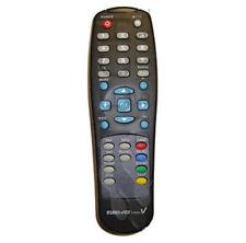 NEW ORIGINAL GENUINE Eurovox Max V Black Remote Control 2006/2007/2008 Red/Blue