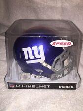 New York Giants Official MLB Mini Helmet by Riddell 991290
