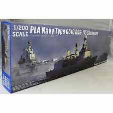 TRUMPETER TRU 03619 1:200 -PLA Navy Type 051C Air Defence DDG Model Ship Kit