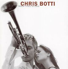 Chris Botti - When I Fall in Love (CD & DVD, Dual Disc, D) Sting, Billy Childs