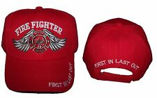 Fireman Fire Fighter Department Embroidered Baseball Caps Hats ( E7501F10 )