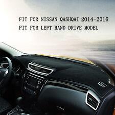 FIT FOR 2014 2015 2016 NISSAN QASHQAI J11 DASHBOARD COVER DASHMAT DASH MAT PAD